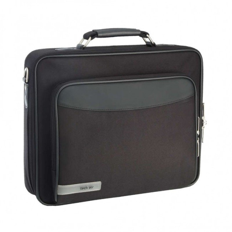 """Image of Tech Air Briefcase for 15.6"""" Laptops"""