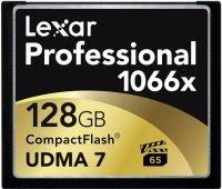 Lexar 128GB 1066X PROFESSIONAL Compact Flash