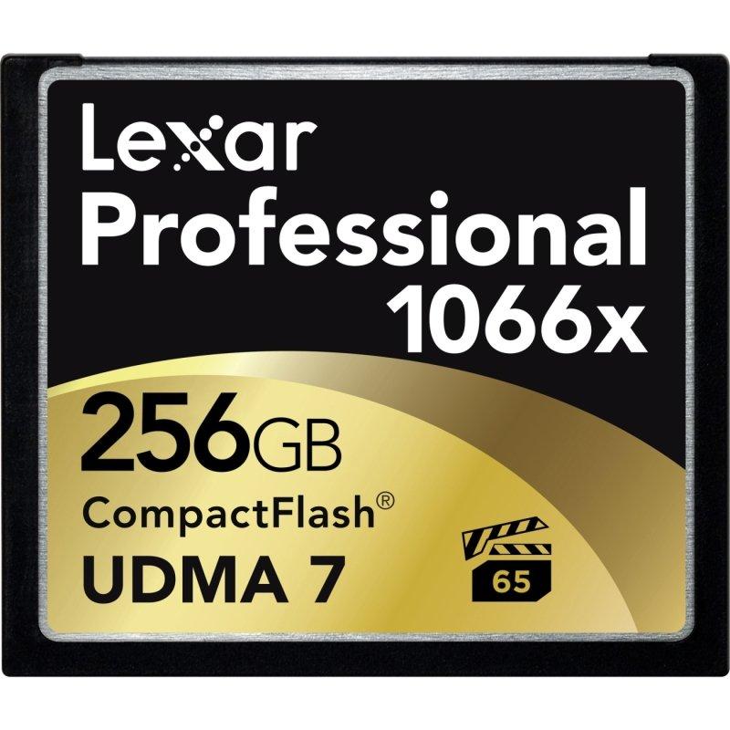 256GB 1066X PROFESSIONAL CF - .