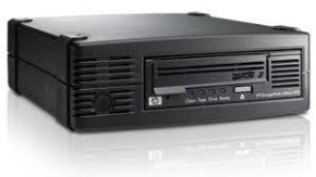 HPE StoreEver LTO-4 Ultrium 1760 SAS External Tape Drive with (5) LTO-4 Media/TVlite