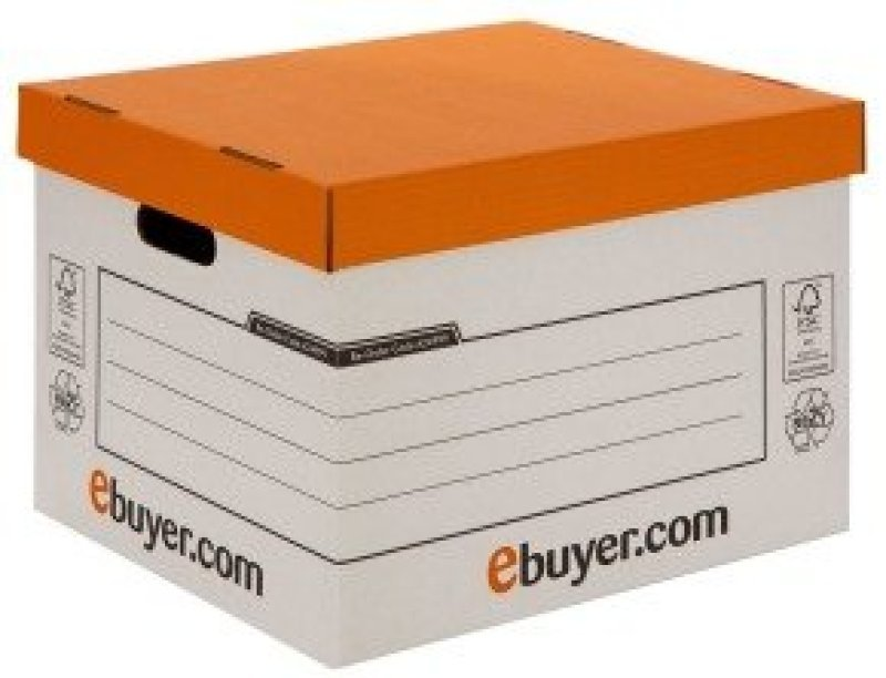 Image of Ebuyer.com Standard Storage and Archive Box - 11 For the Price of 10