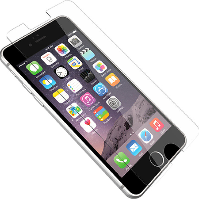 Image of Otterbox Apple Iphone 6 Clearly Protected Alpha Glass Screen Protector
