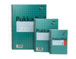 Pukka A4 Metallic Jotta Notebook Squared