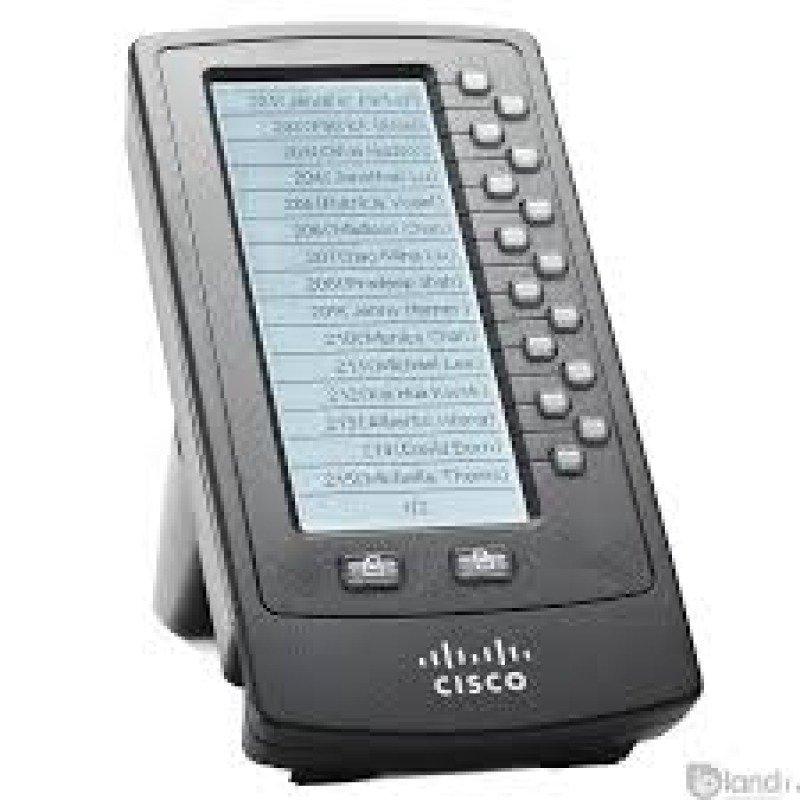 Cisco Small Business SPA500DS 15-Button Attendant Console