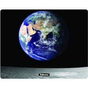 Fellowes Optical Mouse Pad Earth and Moon