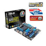Asus M5A99FX PRO R2.0 Socket AM3+ 8-Channel HD Audio ATX Motherboard