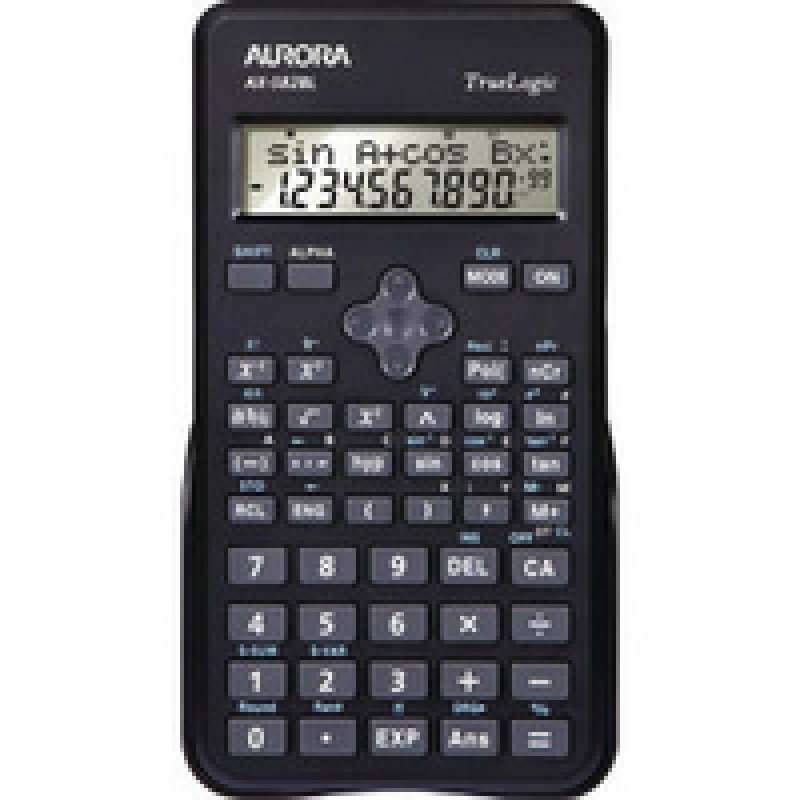 Image of Aurora AX582BL Scientific Calculator