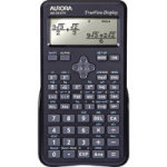 Aurora Ax595Tv Scientific Calc Blk
