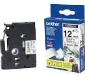 Brother TZEFX-231 Black on White Flexi Tape