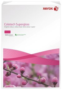 Xerox Colotech+ Supergloss A3 210gsm Glossy Laser Printer Paper - 125 Sheets