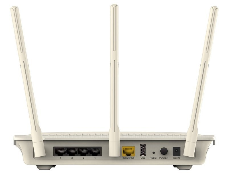 D-Link DIR-880L - Wireless AC1900 Dual-Band Gigabit Cloud Router
