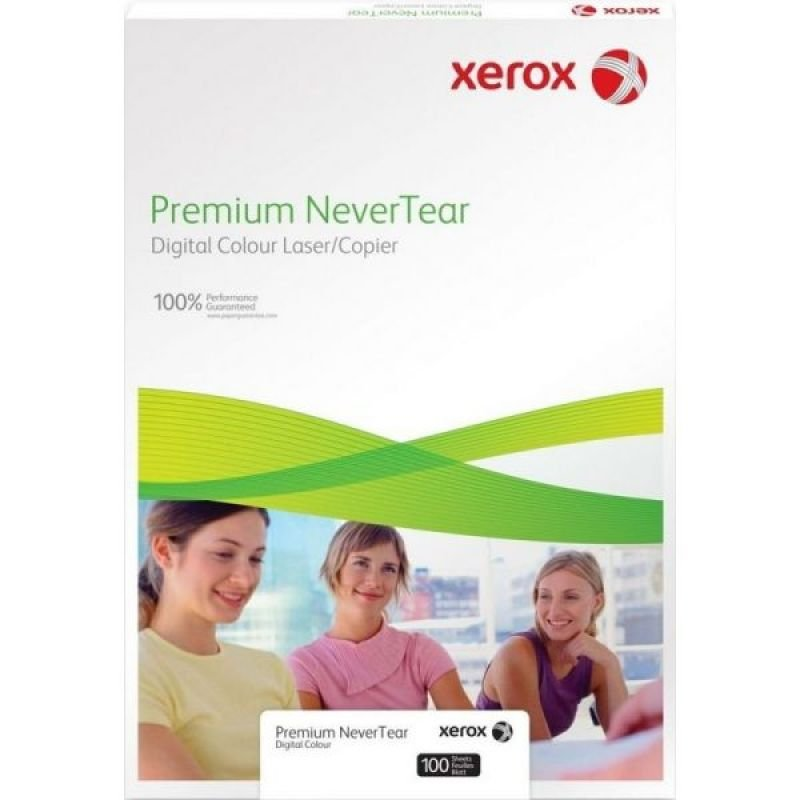 Xerox Premium NeverTear A4 Synthetic Printer Paper  1000 Sheets