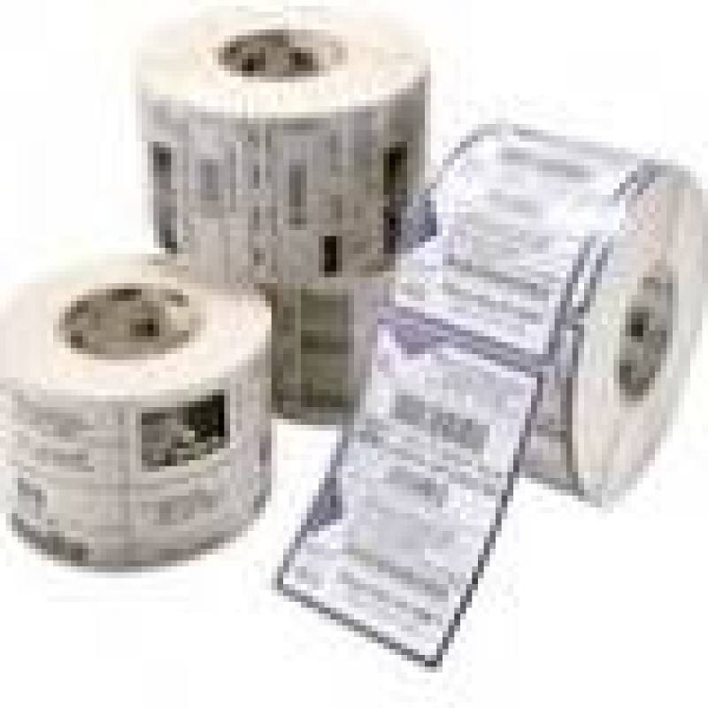 Zebra Z-Select 2000D Label Roll 12 Pack