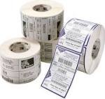 Zebra Label Paper 102x38mm Tt Box Of 12
