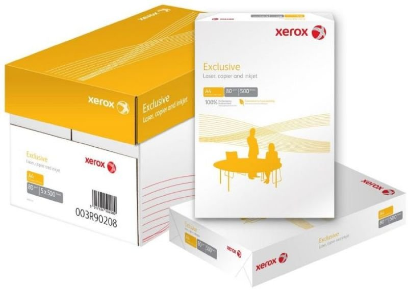 Xerox Exclusive A3 80gsm FSC Professional White Multipurpose Paper  2500 Pack