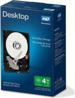 4TB Western Digital SATA Hard Drive - Retail