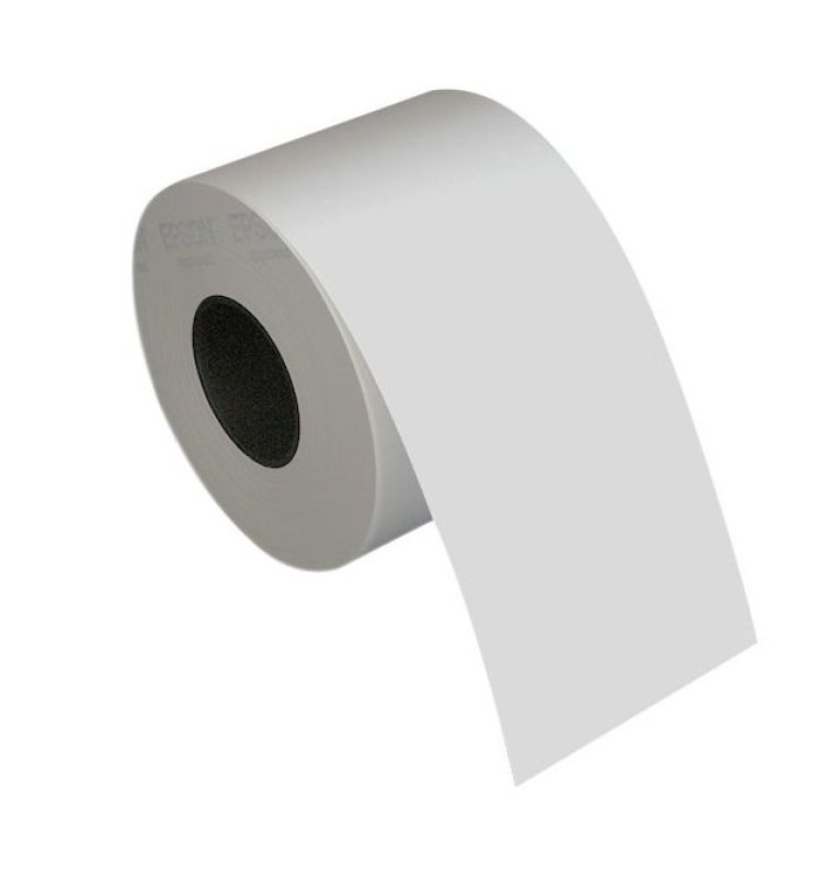 Epson Premium 80mm Matte Receipt Roll - 1x 50m Roll