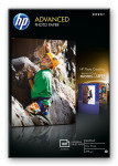 "HP Advanced 4x6"" 250gsm Glossy Photo Paper - 100 Sheets"