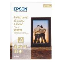 Epson Premium Glossy Photo Paper 13x18cm