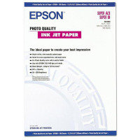 Epson A3+ 105gsm Photo Quality Matte Inkjet Paper - 100 Sheets