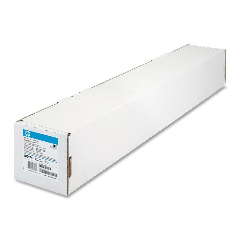 HP Universal 80gsm Matte Bond Paper Roll  - 914mm x 45.7m