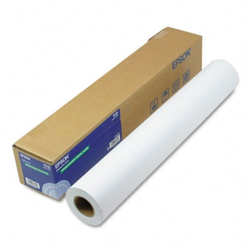 Epson PremierArt 350gsm Semi-Gloss Water Resistant Canvas Roll - 1118mm x 12.2m