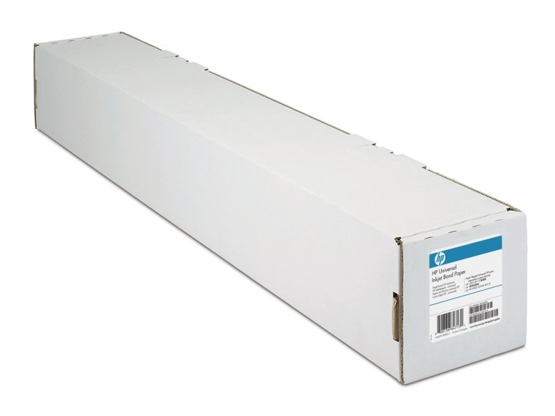 HP Universal 90gsm Coated Paper Roll - 1067mm x 45.7m