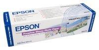 Epson Premium 250gsm Glossy Photo Paper Roll - 329mm x 10m