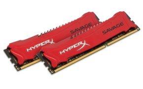 HyperX Savage 16GB 2400MHz DDR3 Non-ECC CL11 DIMM (Kit of 2) XMP