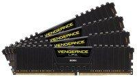 Corsair Vengeance LPX Black 16GB Kit (4x4GB) DDR4 2133mhz 1.20v Standard Dimm