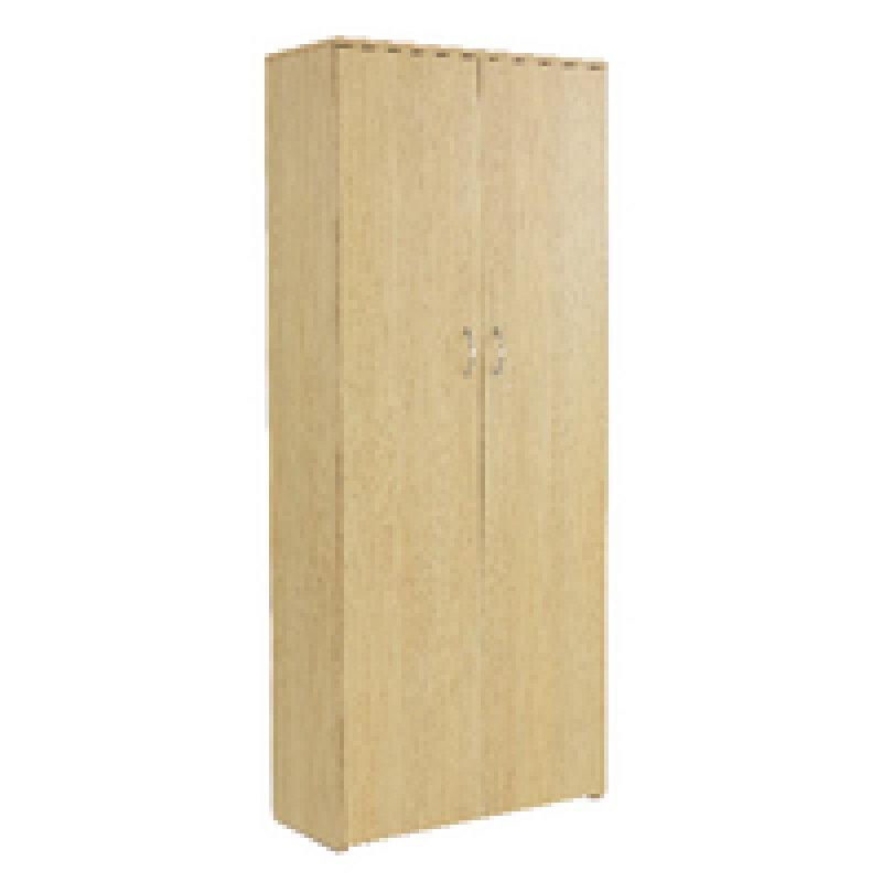 Image of Ff Jemini 1750mm Tall Cupboard Maple