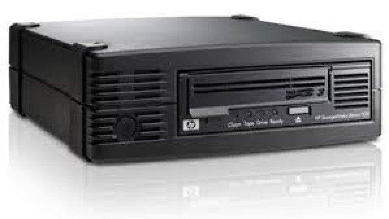 HPE StoreEver LTO-6 Ultrium 6250 SAS External Tape Drive with (5) LTO-6 Media/TVlite