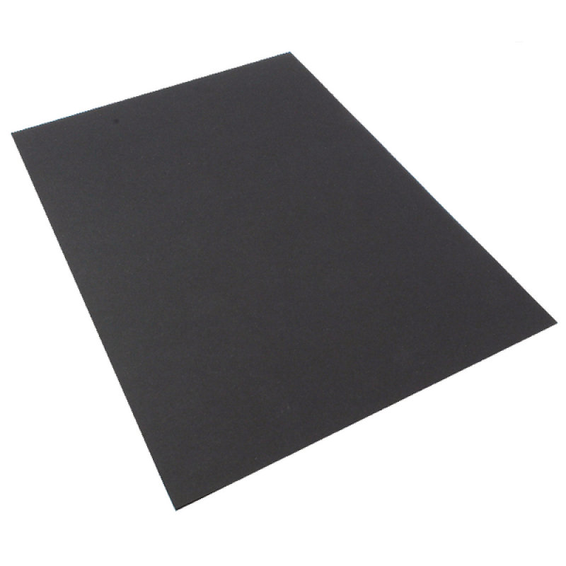 RDI 210gsm Double Sided A4 Black Card - 20 Sheets