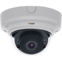 AXIS P3364-LV - 12mm Network camera - dome - vandal-proof - colour ( Day&Night ) - vari-focal - audio - 10/100 - PoE