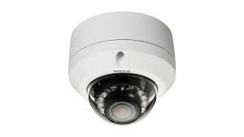 D-link HD Outdoor Fixed Dome Camera with Color Night Vision- 1/3 megapixel progressive CMOS sensor- H.264/ MPEG-4/ MJPEG- Max. resolution 1280x720 up to 30 fps- WDR for critical light source- Color Image provide in 0.1 lux low light environment