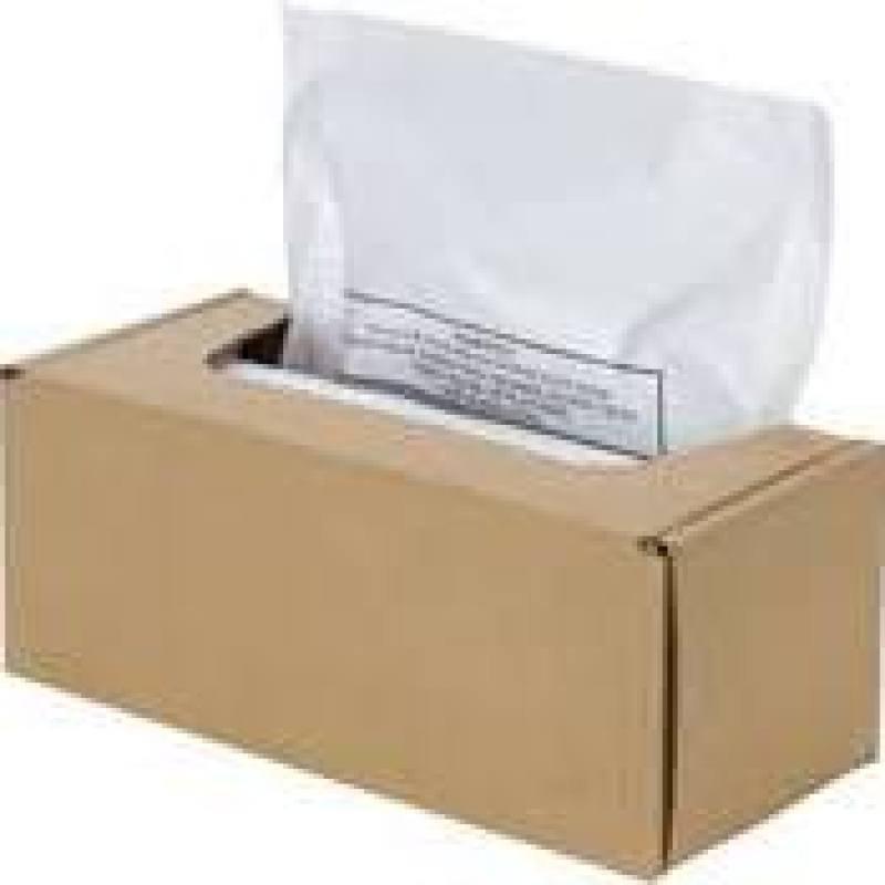 Fellowes Shredder Bags for Automax 300C/500C Pk50