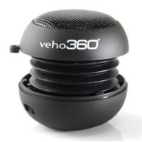 Veho VSS-001-360 Portable Rechargeable Pop Up Speaker for iPod 3.5 Jack