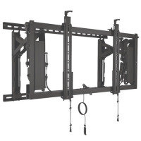 "ConnexSys Video Wall Landscape Mounting System with Rails 42"" - 80"""