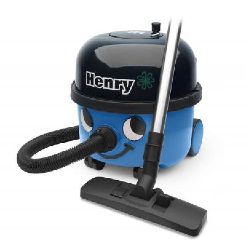 Henry Bagged Cylinder Vacuum Cleaner 9 litre 580W Blue 1 Years Warranty