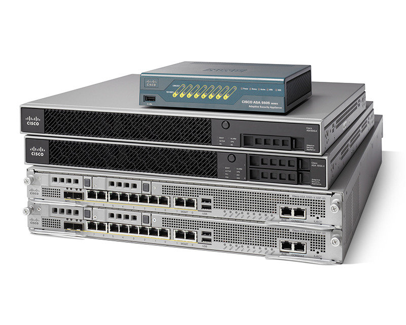 Cisco ASA 5525-X with FirePOWER Services 8GE, AC 3DES/AES SSD IN