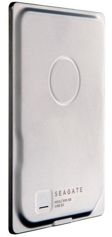 500GB Seagate Seven Ultra Slim Portable Drive
