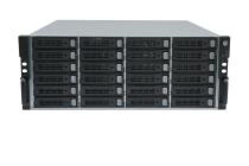 QSAN U300-P20-C424-I3 U300 iSCSI (Intel Core i3) 10Gbe 24 Bay 4U NAS
