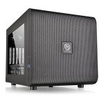 Thermaltake Core V21 Matx Mesh Stackable Case With 200MM Fan