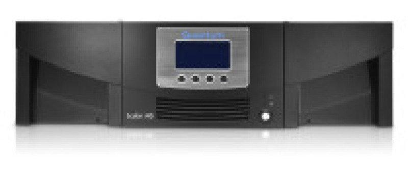 Quantum LSC14-CB6J-219G Scalar i40 (2 x LTO-6) 25 Slot FC Tape Drive