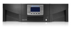 Quantum LSC14-CB6J-228G Scalar i40 (2 x LTO-6) 40 Slot FC Tape Drive