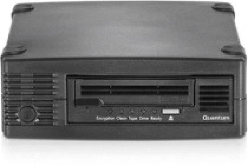 Image of Quantum TC-L62BN-EM-C LTO-6 HH SAS HBA Tabletop Tape Drive