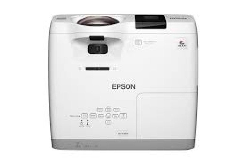 Epson Eb-536wi Short Throw WXGA HD Ready Projector
