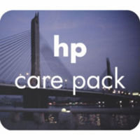HP Electronic Care Pack Next Business Day Hardware Support for Colour Laserjet 55/85xx - Extended service agreement - parts and labour - 5 years - on-site - NBD