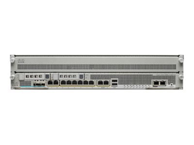 Cisco ASA 5585-X Security Plus Firewall Edition SSP-20 bundle - Security appliance - 8 ports - 10Mb LAN, 100Mb LAN, GigE - 2U - rack-mountable
