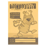 Silvine Child Dictionary A5 Ylw Ex209